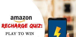 amazon recharge quiz