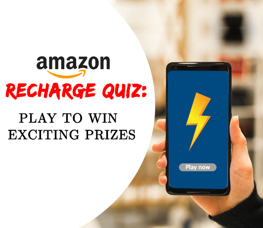 amazon recharge quiz