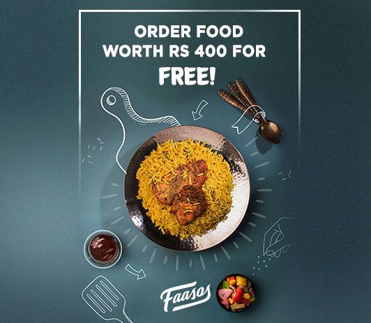 faasos cashkaro offer free food march 2019