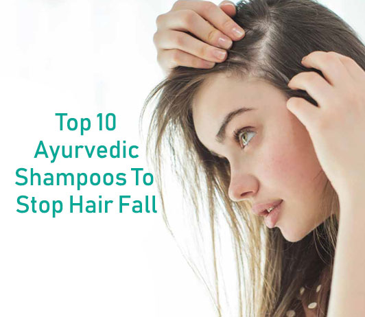 Ayurvedic Shampoos for HairFall