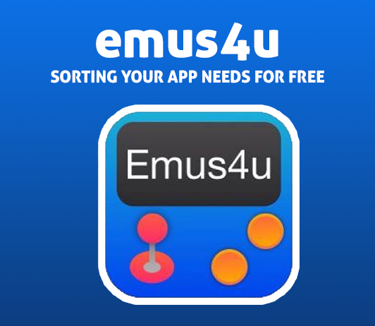 Emus4U: Sorting Your App Needs For Free