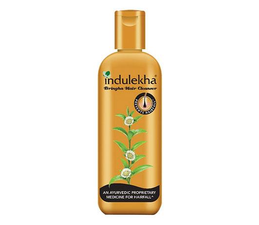 Indulekha-Bringha-Hair-Anti-Hairfall-Shampoo