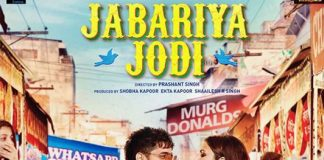 Jabariya Jodi (12th July 2019): Release Date, Ticket Offers, Cast, Trailer & More