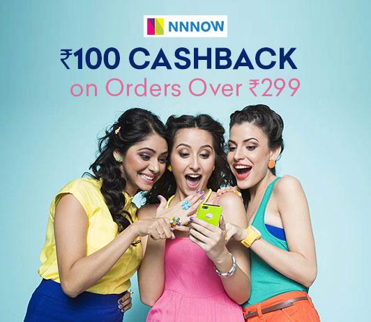 NNNow Cashback deal