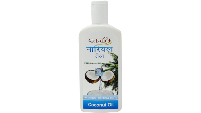 Patanjali Coconut Hair Oil review