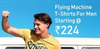 Flying Machine T-shirt for men