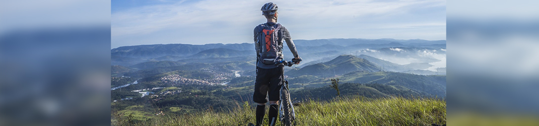 cycling for busting stress