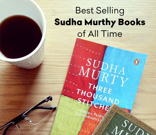 Bestselling Sudha Murthy Books For Book Lovers