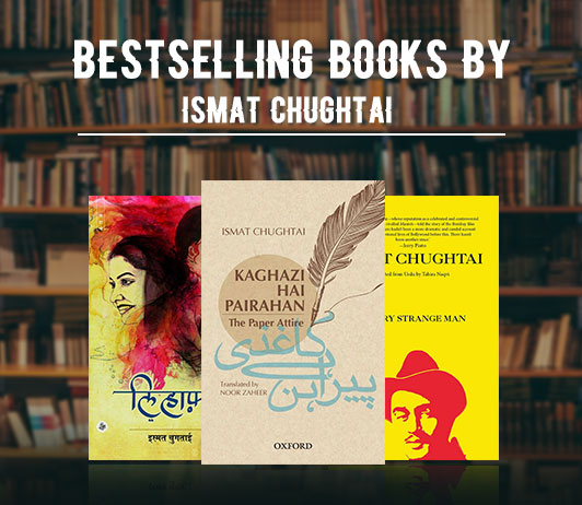 Bestselling Ismat Chughtai Books That Will Resonate With You