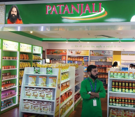 Patanjali Launches Its In-House Mono Carton Unit