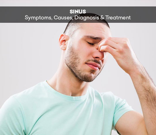 Sinusitis: Symptoms, Causes, Diagnosis & Treatment