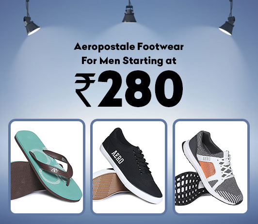 Aeropostale Footwear For Men