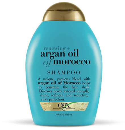 OGX Moroccan Argan Oil Shampoo review