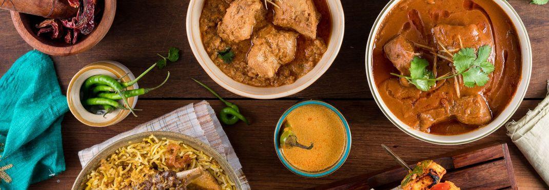 Ashok & Ashok Meat Dhaba, Azad Market