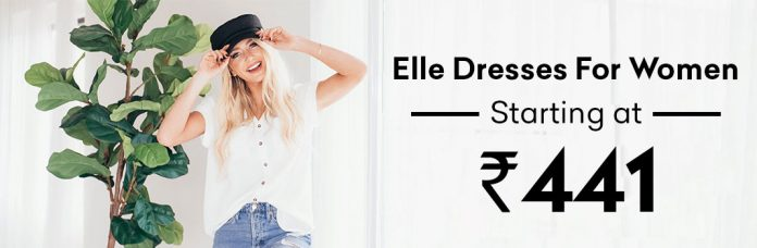 Elle Dresses For Women Starting At Rs.441/-