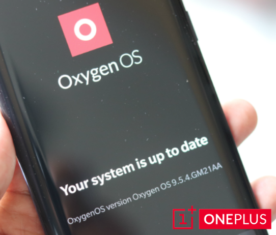OxygenOS for OnePlus 7 Pro