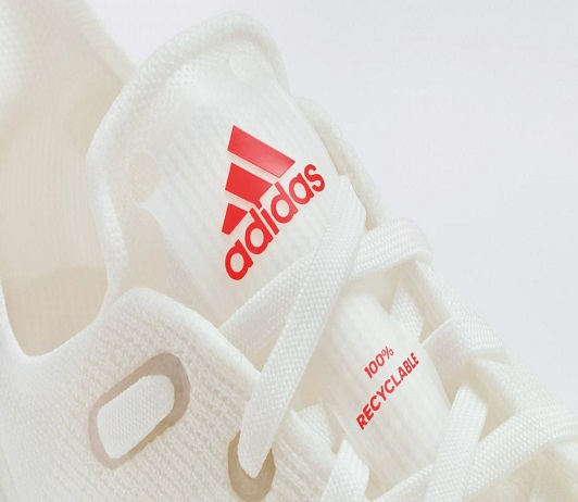 Adidas Launches Fully Recyclable Running Shoes