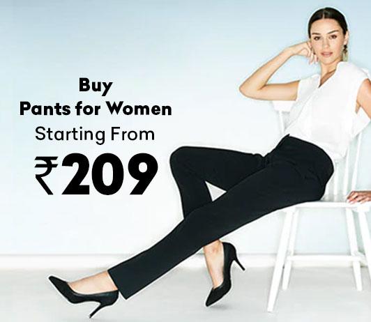 Buy Pants for Women