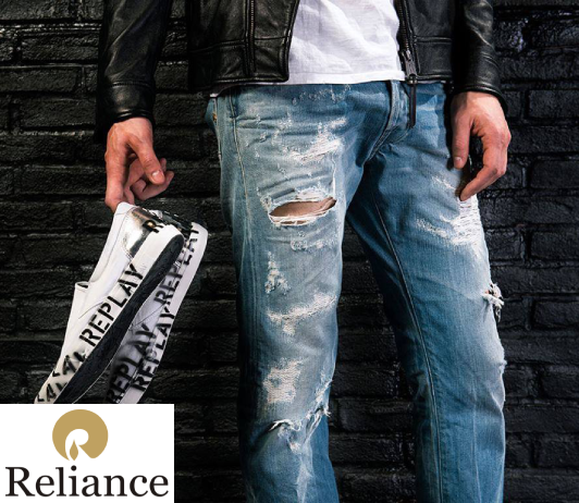 Reliance Brands To Expand Its Denim Brand Replay