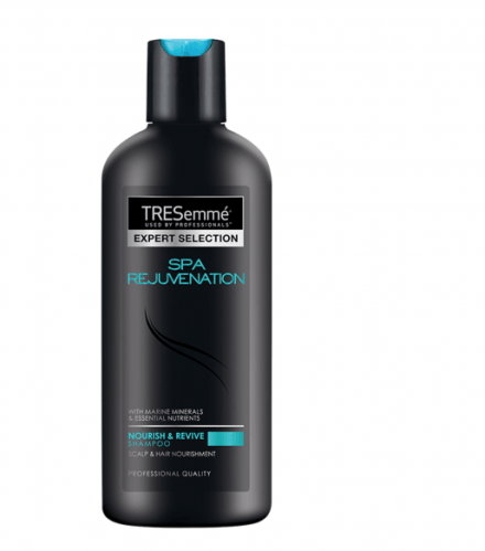 Tresemme Hair Spa Rejuvenation Shampoo review