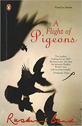 a_flight_of_pigeons_ruskin_bond