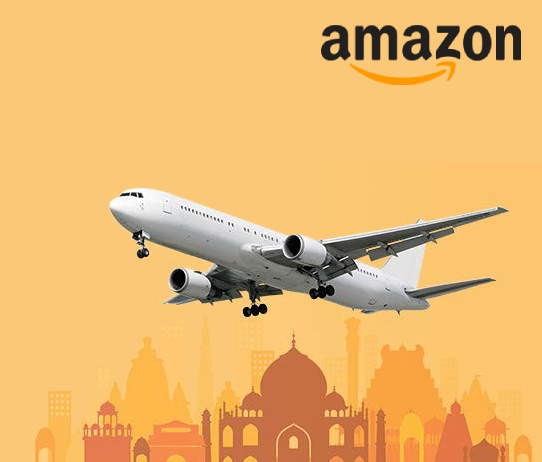 Amazon India Facilitates Flight Bookings