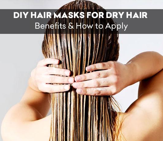 DIY Hair Masks for Dry Hair
