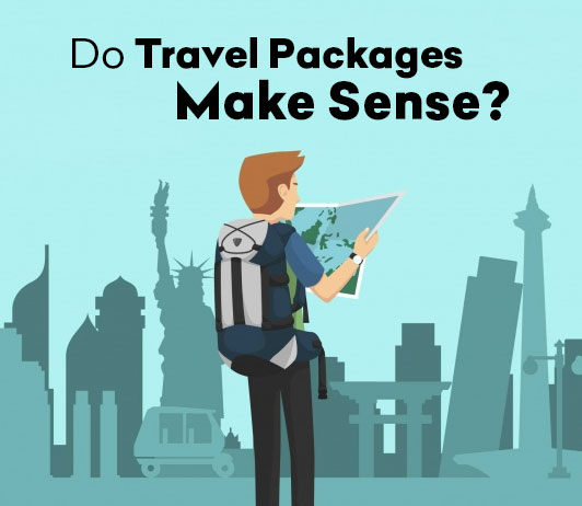 Do travel packages make sense