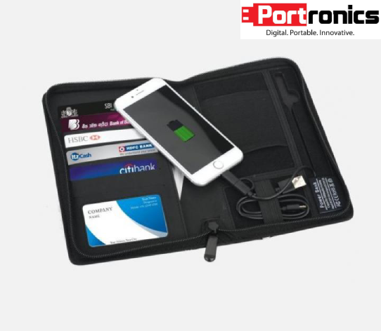 Power Wallet 10K By Portronics Launched in India