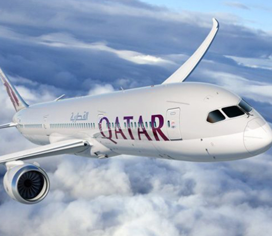 Syrian Airspace Reopens For Qatar Airways