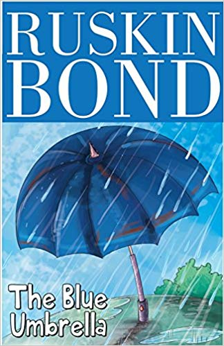 The Blue Umbrella Book Ruskin Bond