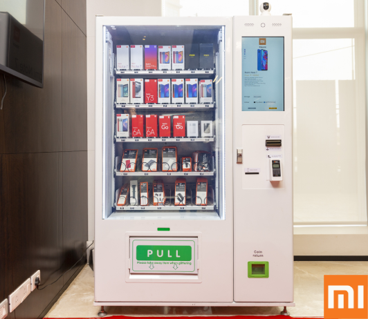 Shop For Mi Phones Through Mi Express Vending Machines