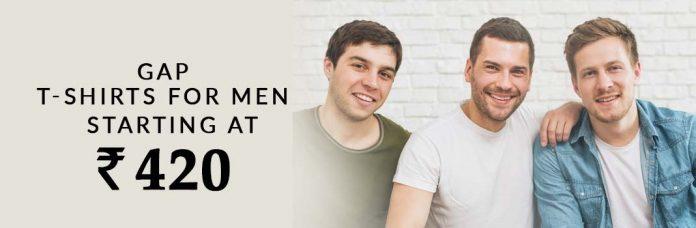 GAP T-Shirts for Men