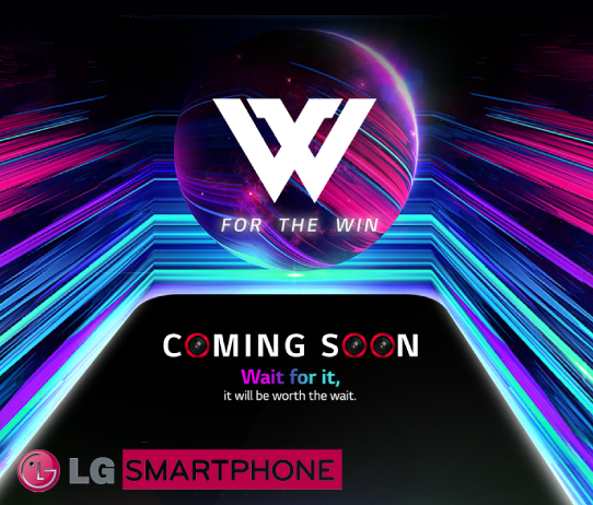 LG W-Series Smartphone To Launch On Amazon Exclusively