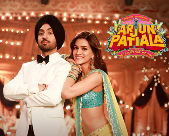 Arjun Patiala Movie Offers
