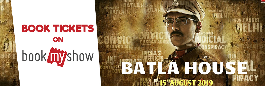 Batla House BookMyShow Offers