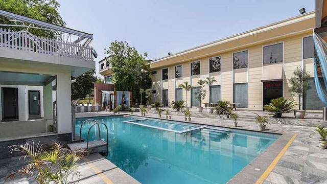 D'Amore Spa And Resort Sohna Damdama - Resort near Delhi
