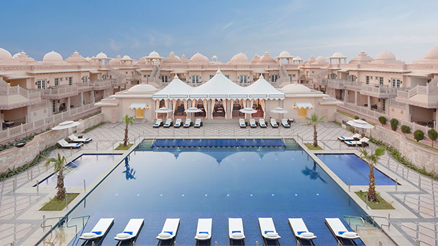 ITC Grand Bharat A Luxury Collection Retreat - Resort near Delhi