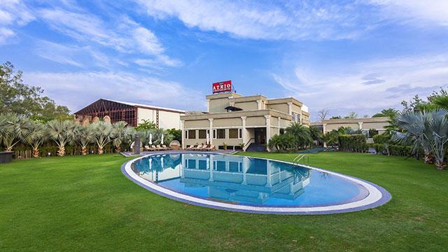 Justa Atrio - Resort near Delhi