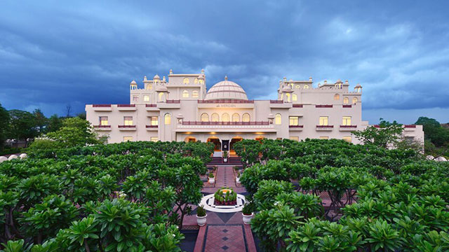 Le Meridian Jaipur Resort And Spa - Resort near Delhi