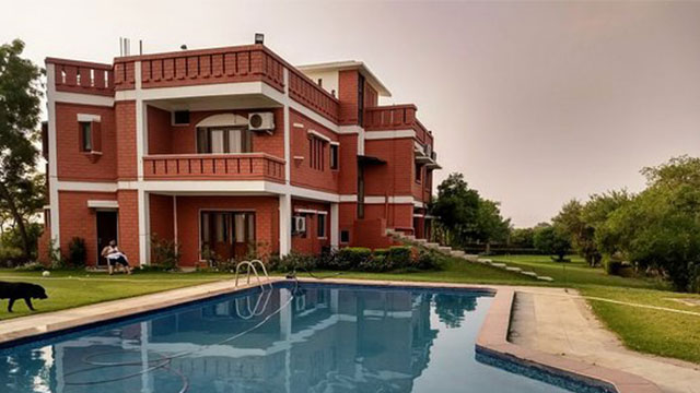 Nature Lovers Farm - Resort near Delhi