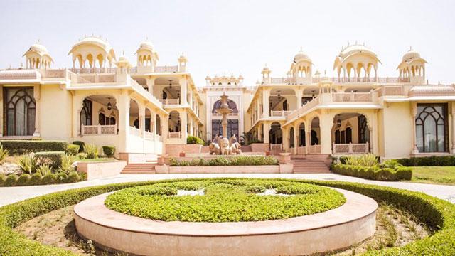 Rajsthali Resort And Spa - Resort near Delhi
