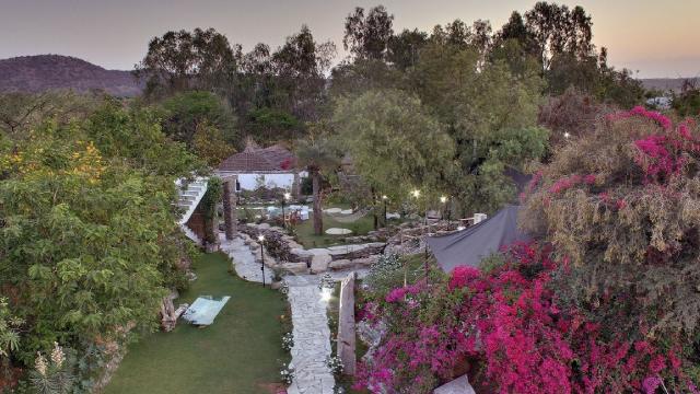 Lohagarh Fort Resort - Resort near Delhi