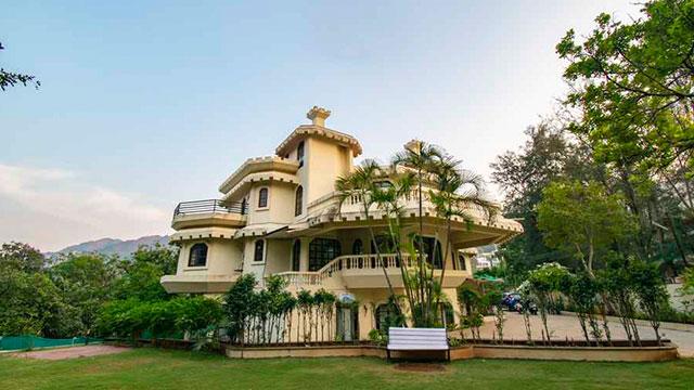 Pune Hillscape Villa