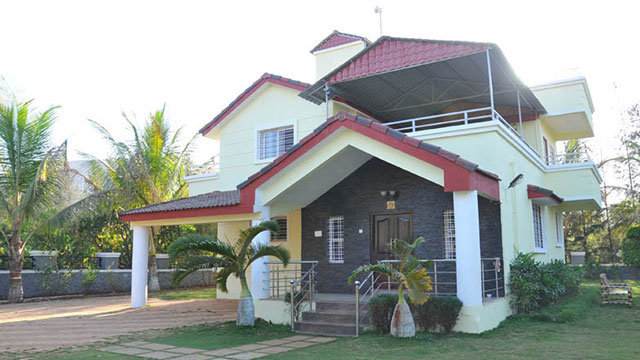 Megh Malhaar Agro Tourism resort in pune