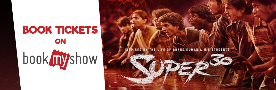 Super 30 BookMyShow