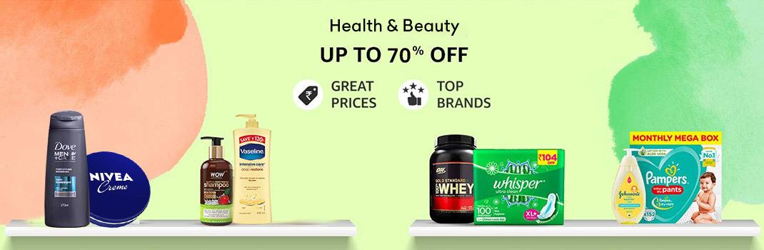 Amazon Health & Beauty