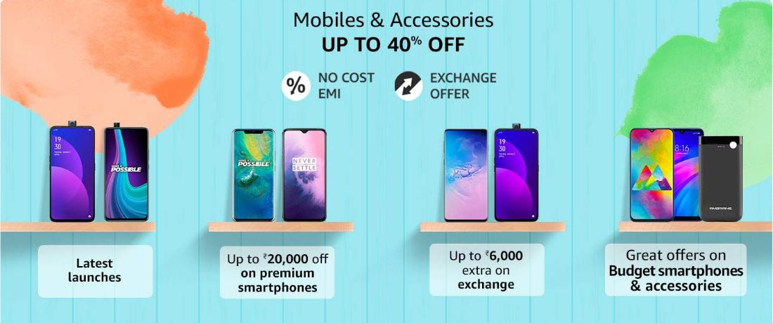 Amazon Mobiles & Accessories