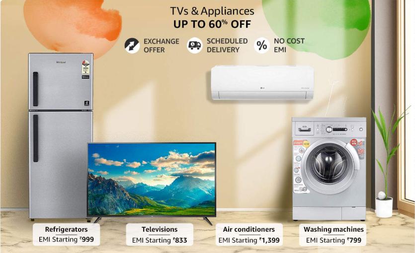 Amazon TV & Appliances