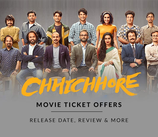 Chhichhore Movie Offers